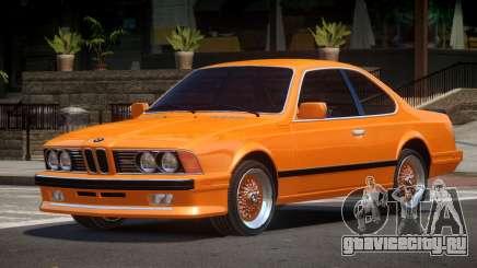 1990 BMW M6 ST для GTA 4