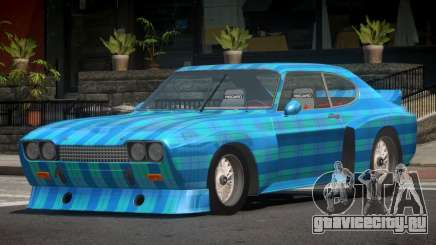 Ford Capri RS Tuned PJ2 для GTA 4