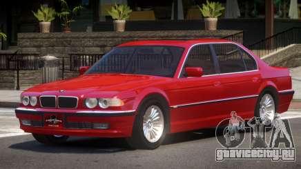 BMW 750iL TDI для GTA 4