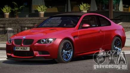 BMW M3 GT Tuned для GTA 4