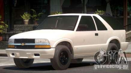 Chevrolet Blazer RS для GTA 4