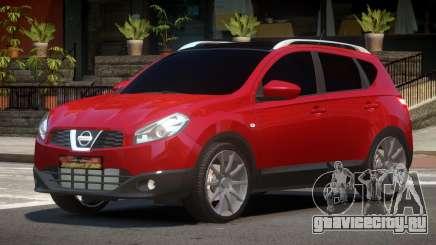 Nissan Qashqai RS для GTA 4