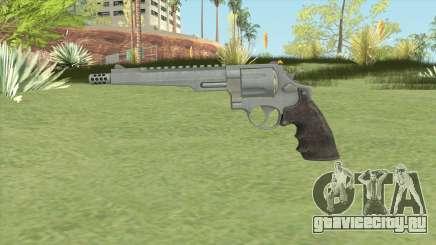 Magnum Revolver (Hunt Down The Freeman) для GTA San Andreas