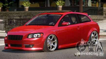 Volvo C30 RS для GTA 4