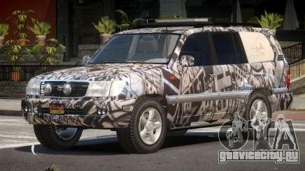 Toyota Land Cruiser Rally Cross PJ1 для GTA 4