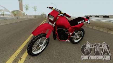 Yamaha DT 180 HQ для GTA San Andreas