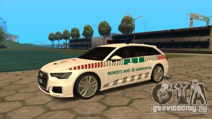 Ауди RS6 СЧА для GTA San Andreas