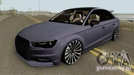 Audi A3 (Sedan) для GTA San Andreas