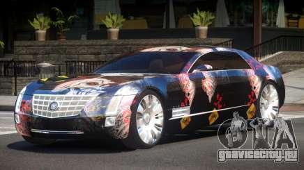 Cadillac Sixteen V1.2 PJ3 для GTA 4