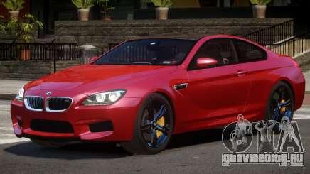 BMW M6 F13 RS для GTA 4