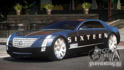 Cadillac Sixteen V1.2 для GTA 4