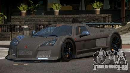 Gumpert Apollo GT PJ1 для GTA 4