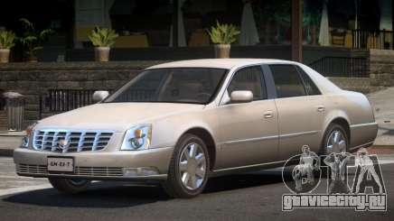 Cadillac DTS V1.1 для GTA 4