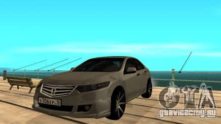 Honda Accord 2008 для GTA San Andreas