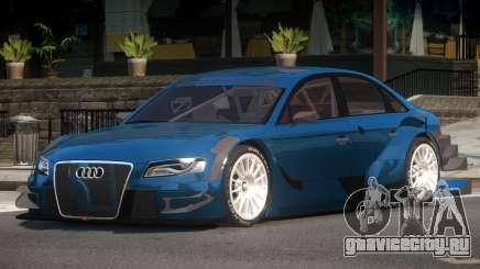 Audi A4 GTS для GTA 4