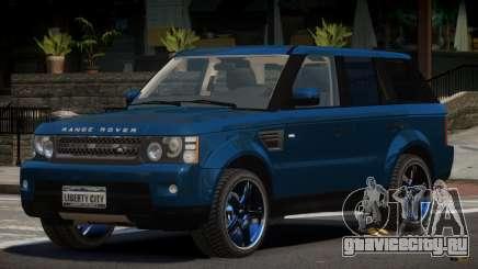 Land Rover Sport ST для GTA 4