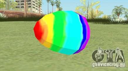 Easter Egg для GTA San Andreas