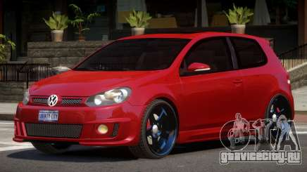 Volkswagen Golf TDI для GTA 4