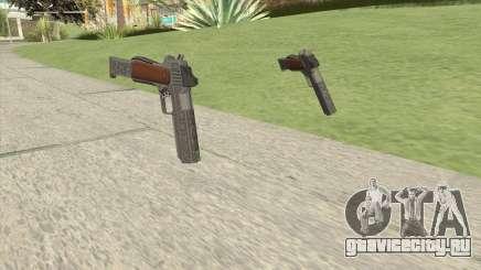 Heavy Pistol GTA V (Luxury) Base V2 для GTA San Andreas