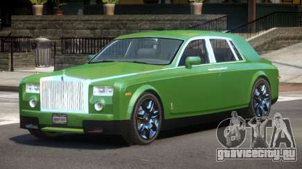 Rolls-Royce Phantom V1.0 для GTA 4