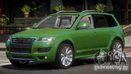 Volkswagen Touareg Edit для GTA 4
