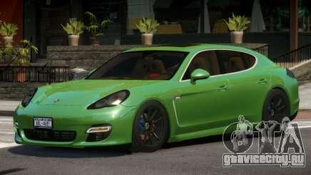 Porsche Panamera GT V1.0 для GTA 4