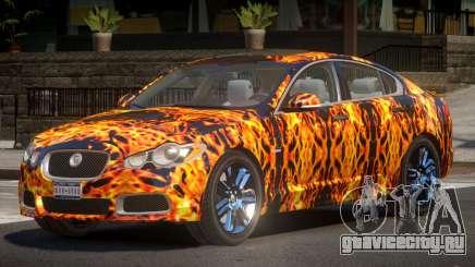 Jaguar XFR GT PJ1 для GTA 4