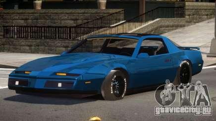 Pontiac Trans Am RS для GTA 4