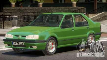 Renault 19RL V1.0 для GTA 4
