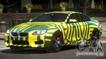 BMW M6 F13 RS PJ1 для GTA 4