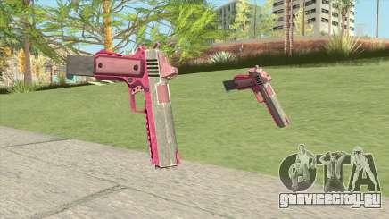 Heavy Pistol GTA V (Pink) Base V2 для GTA San Andreas