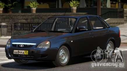 Lada Priora LS для GTA 4