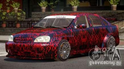 Chevrolet Lacetti GT PJ1 для GTA 4