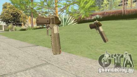 Heavy Pistol GTA V (Army) Base V1 для GTA San Andreas