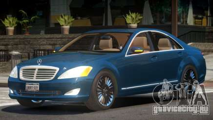 Mercedes Benz S65 ST для GTA 4