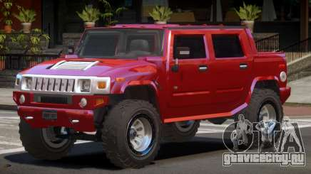 Hummer H2 Tuned для GTA 4