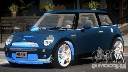 Mini Cooper S V1.2 для GTA 4