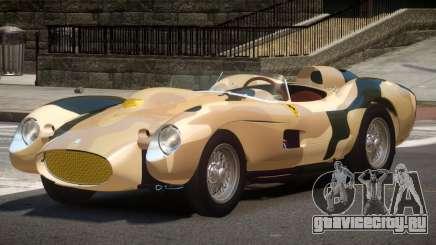 Ferrari Testa Rossa GT PJ3 для GTA 4