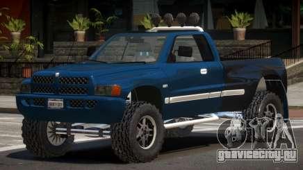 Dodge Ram 2500 V1.0 для GTA 4