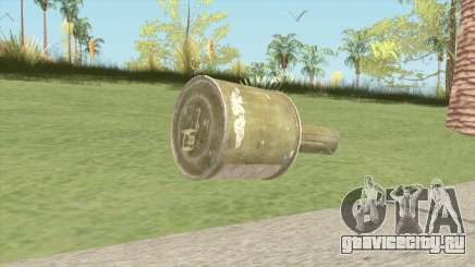 RPG-40 (Fog Of War) для GTA San Andreas