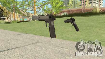 Heavy Pistol GTA V (NG Black) Base V2 для GTA San Andreas