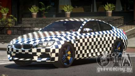 BMW M6 F13 RS PJ2 для GTA 4