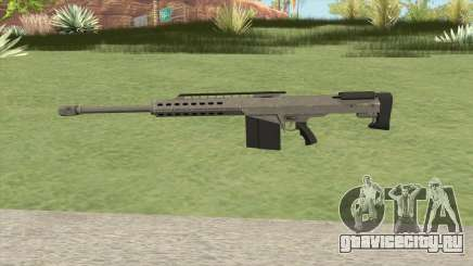Heavy Sniper GTA V (Platinum) V2 для GTA San Andreas