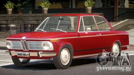 1975 BMW 2002 ST для GTA 4