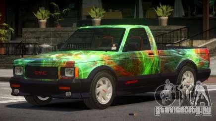 GMC Syclone RS PJ5 для GTA 4