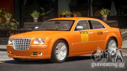 Chrysler 300C Taxi V1.0 для GTA 4