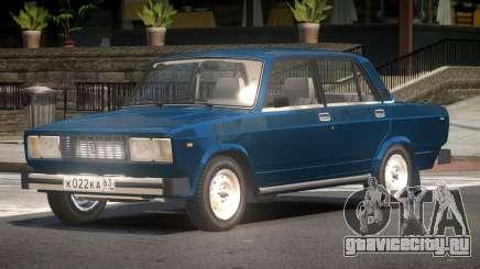 VAZ 2105 L-Tuned для GTA 4