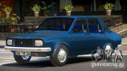 Renault 12 Stock для GTA 4