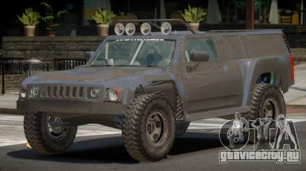 Hummer H3 Edit PJ3 для GTA 4