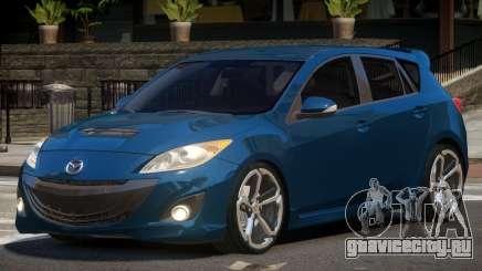 Mazda 3 V1.2 для GTA 4